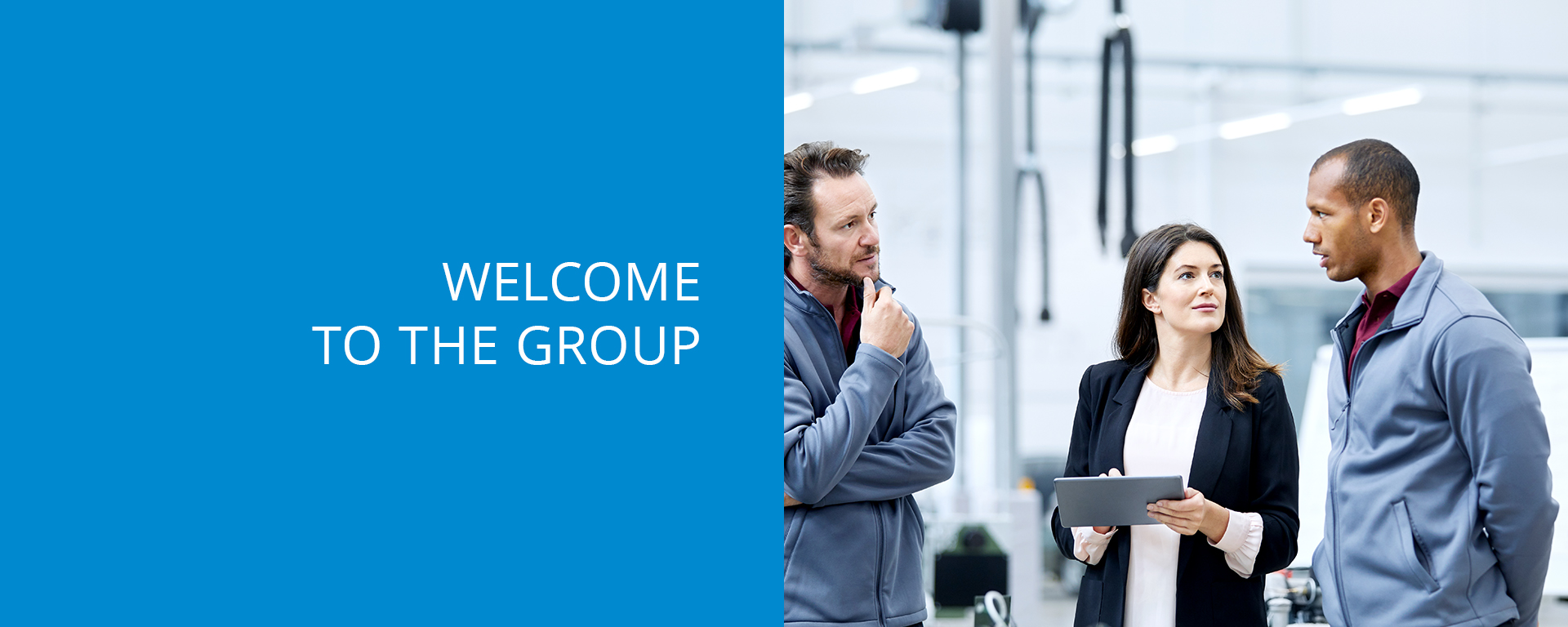 Your Group, your vision - Your Career at IRS Group